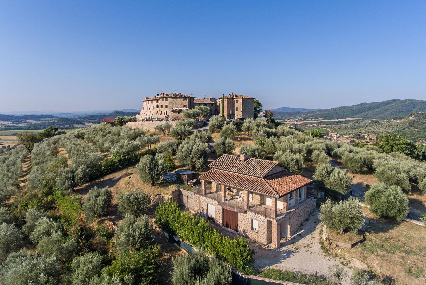 Sale Mansion - Corciano - Italy