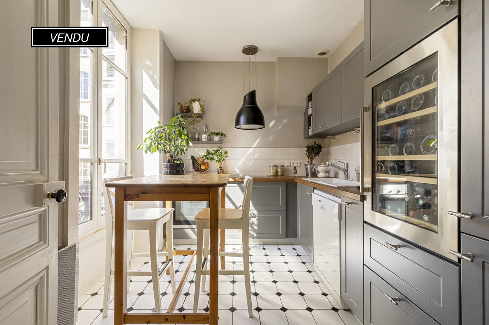 Sale Apartment - Lyon 6ème Molière Vauban