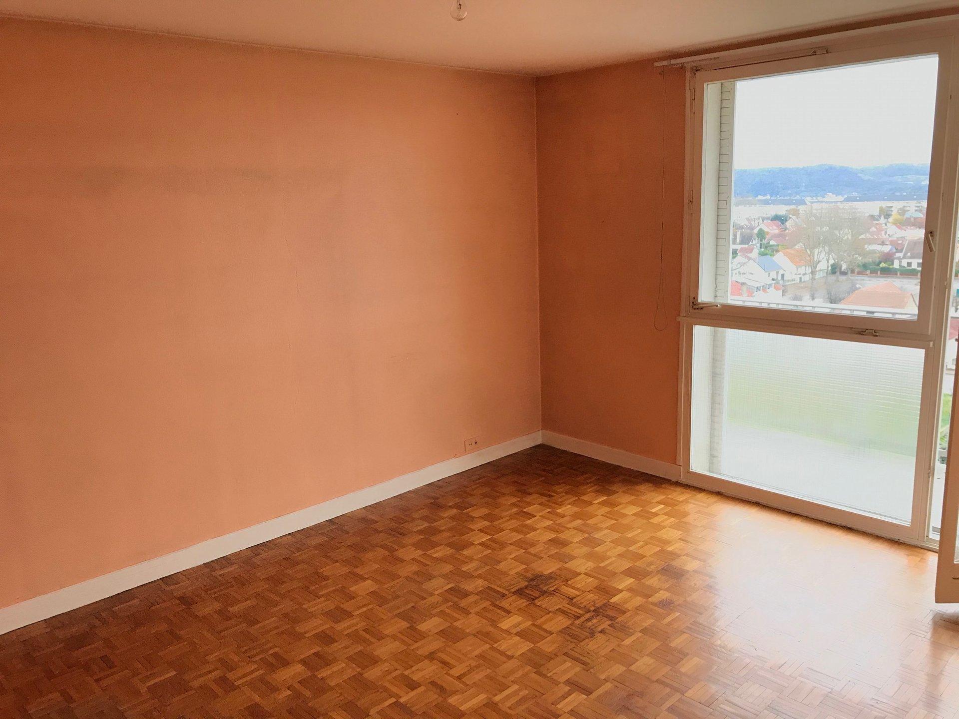 Appartement T3 résid. Mirabeau St Etienne