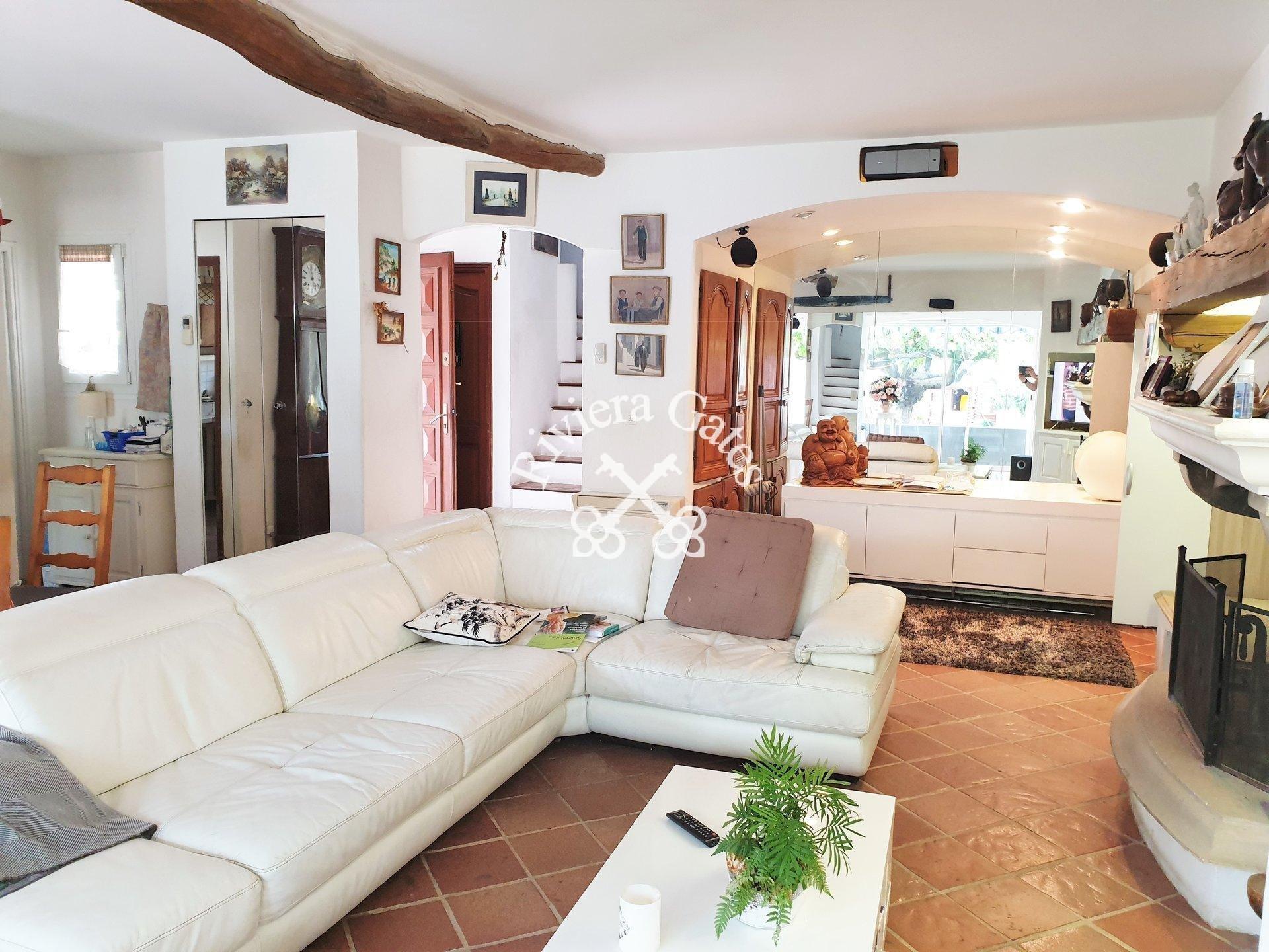 Villa Bréguières 121 m² - Cagnes-sur-Mer
