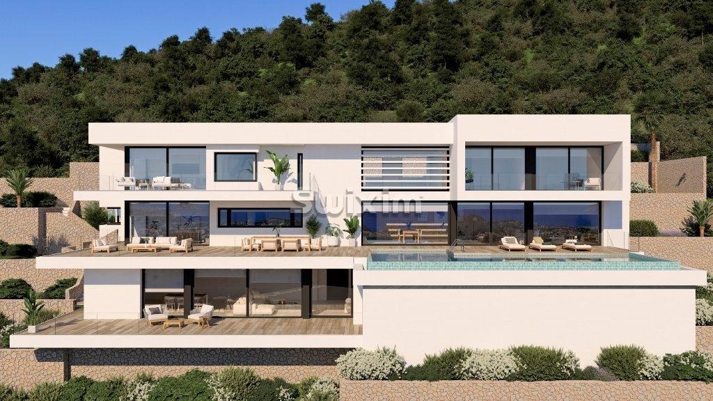 Marblau Villa De Luxe Vue Sur La Mer