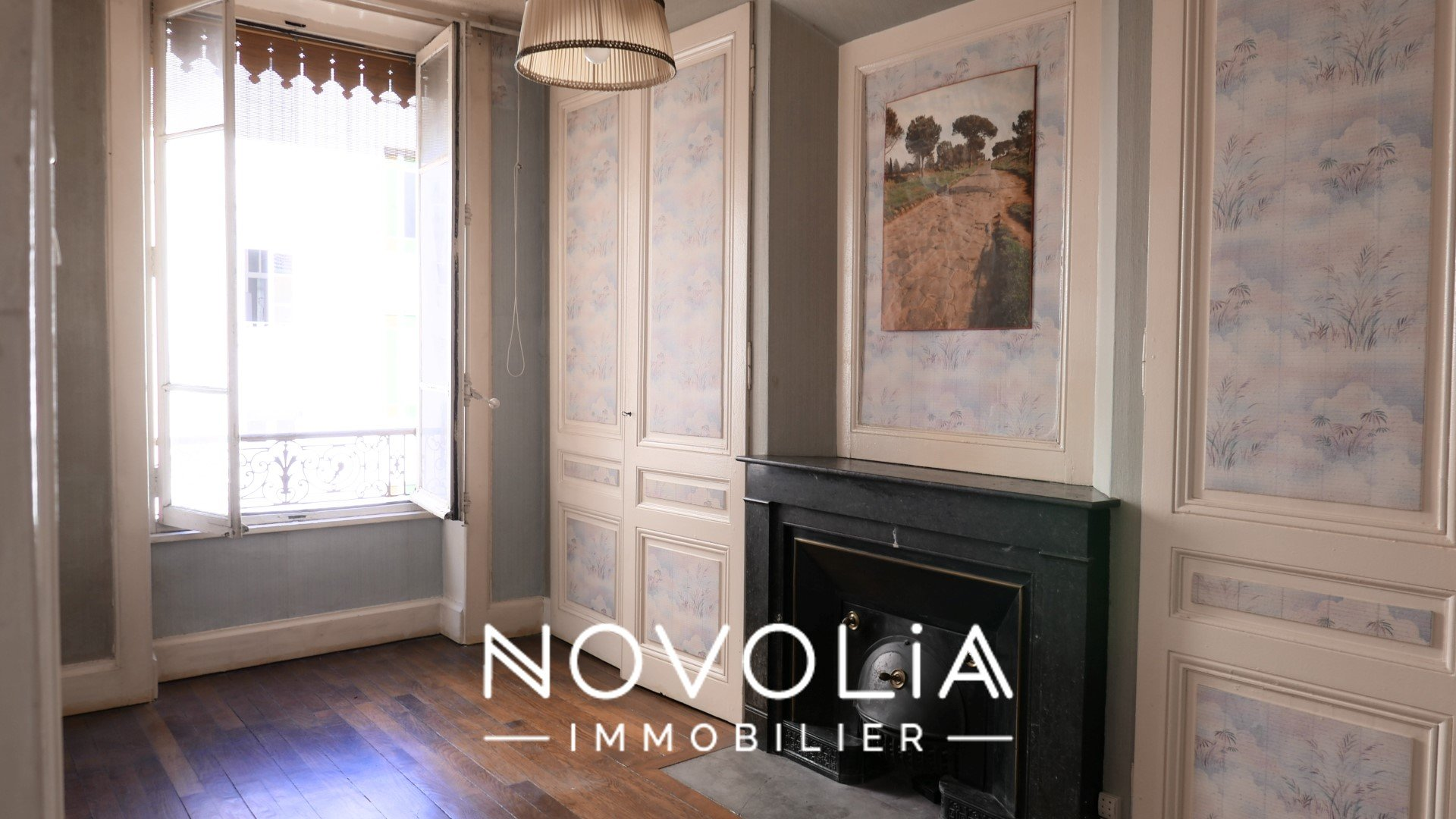Achat Appartement Surface de 35.43 m²/ Total carrez : 35.43 m², 2 pièces, Lyon 7ème (69007)