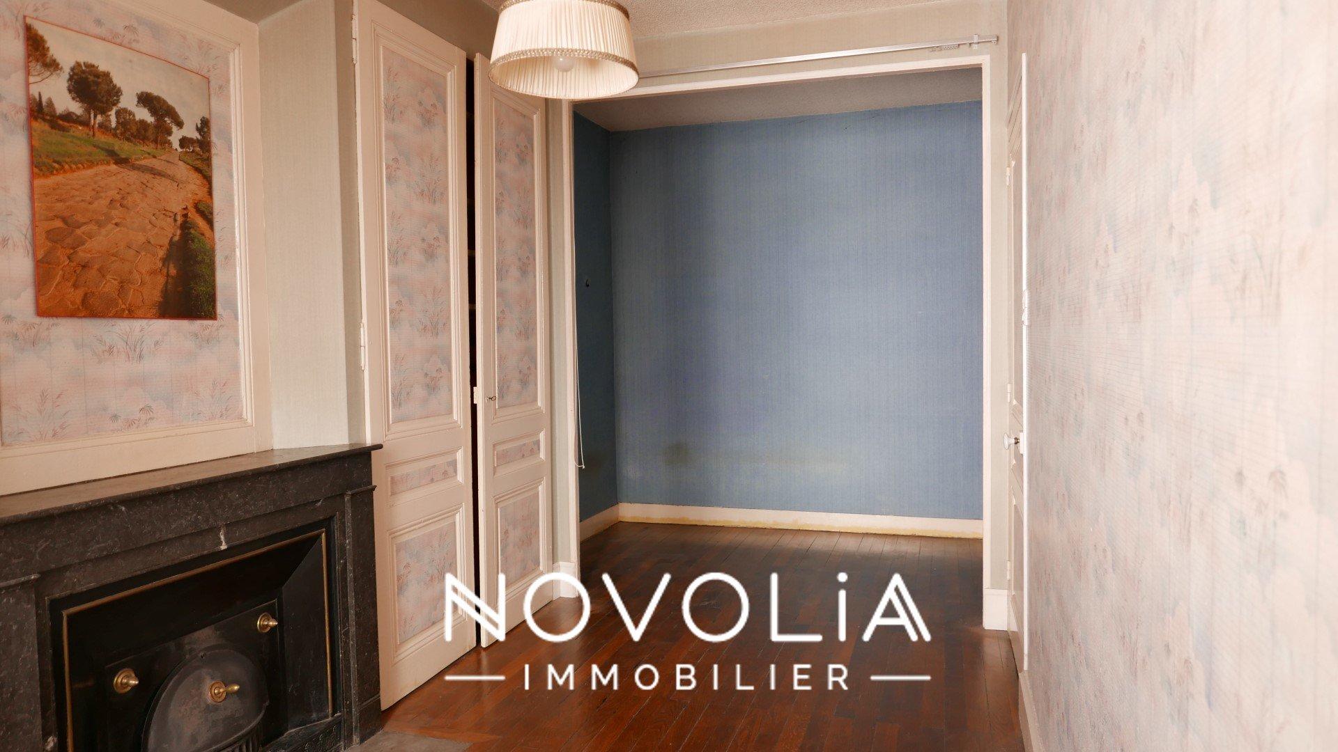 Achat Appartement, Surface de 35.43 m²/ Total carrez : 35.43 m², 2 pièces, Lyon 7ème (69007)
