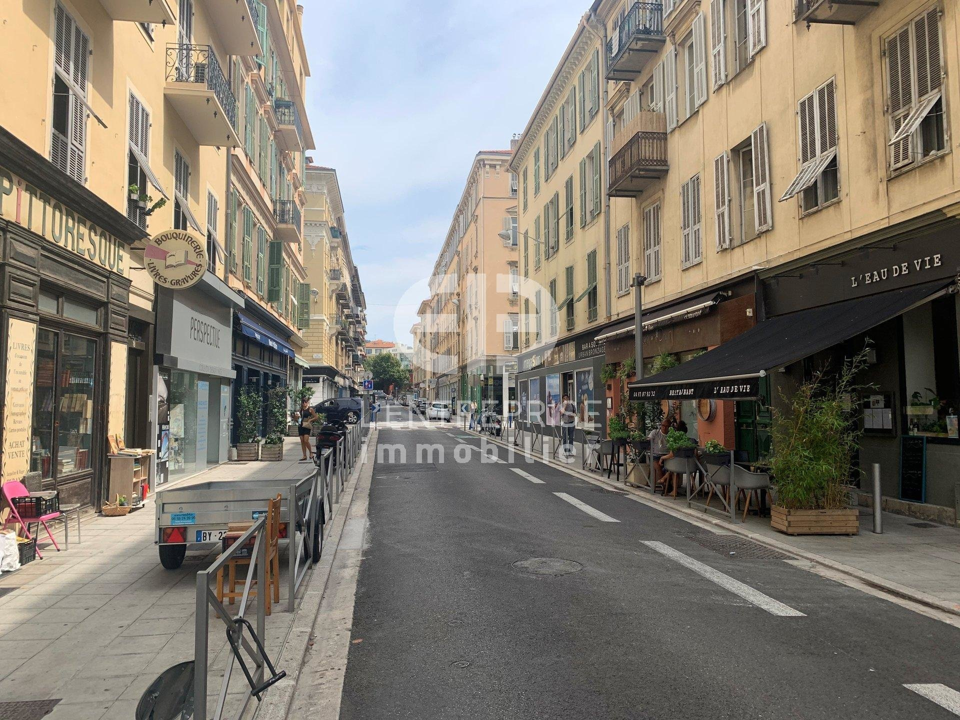 Rental Premises - Nice Carabacel