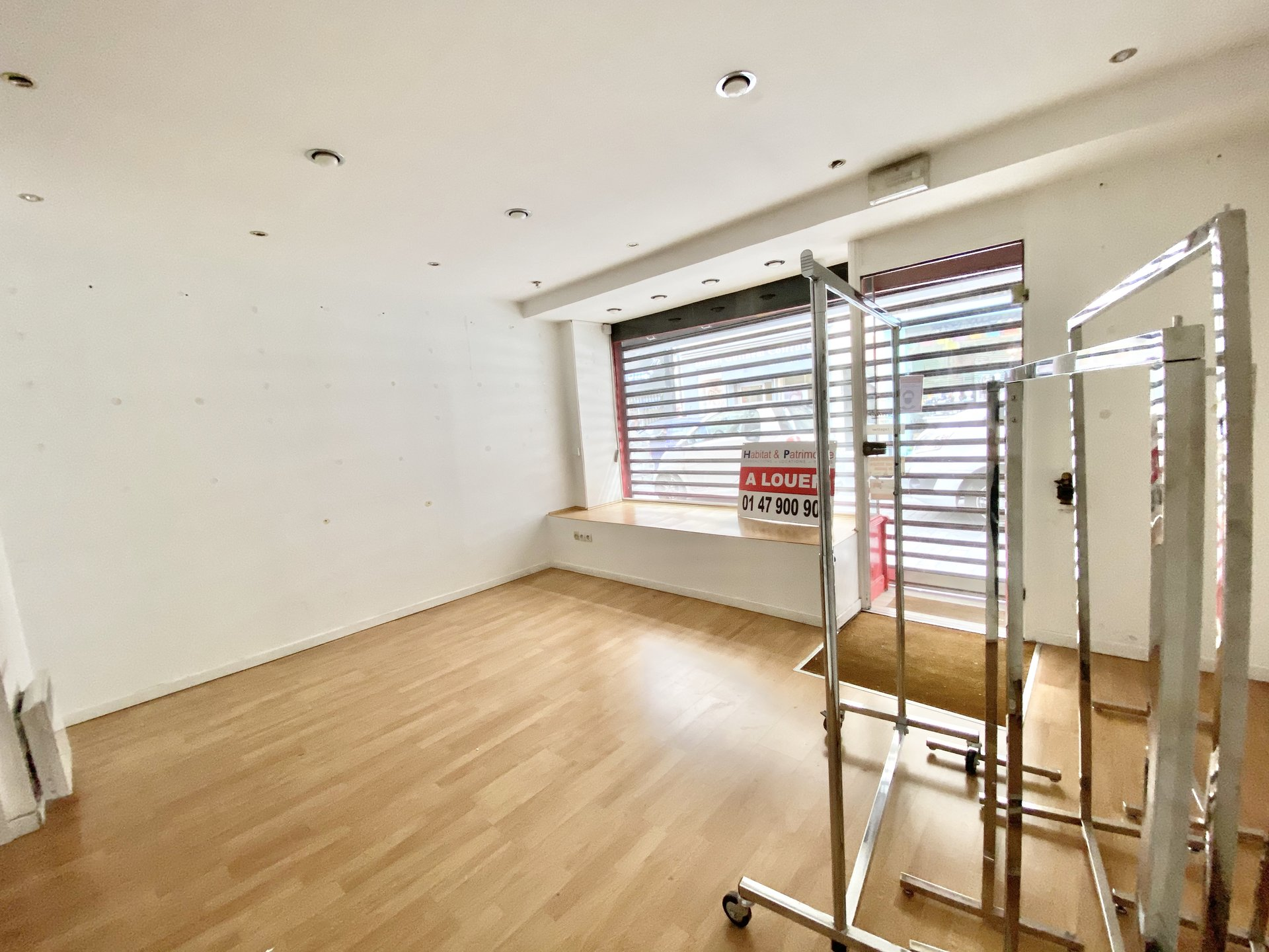 Rental Retail - Bois-Colombes