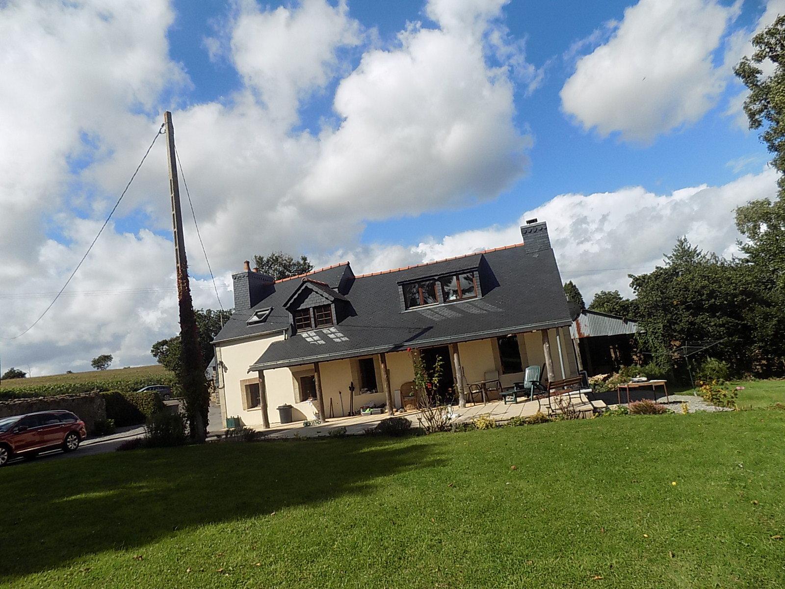 Sale House - Landeleau