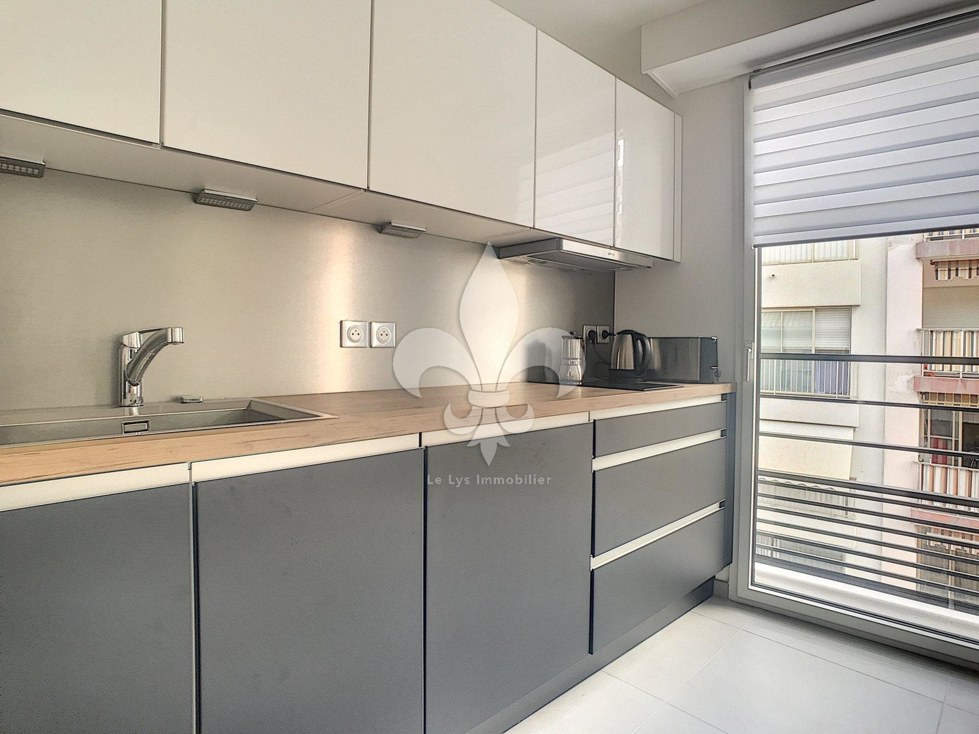 ⚜️Cannes - 1 bedroom balcony in the city heart ❤️
