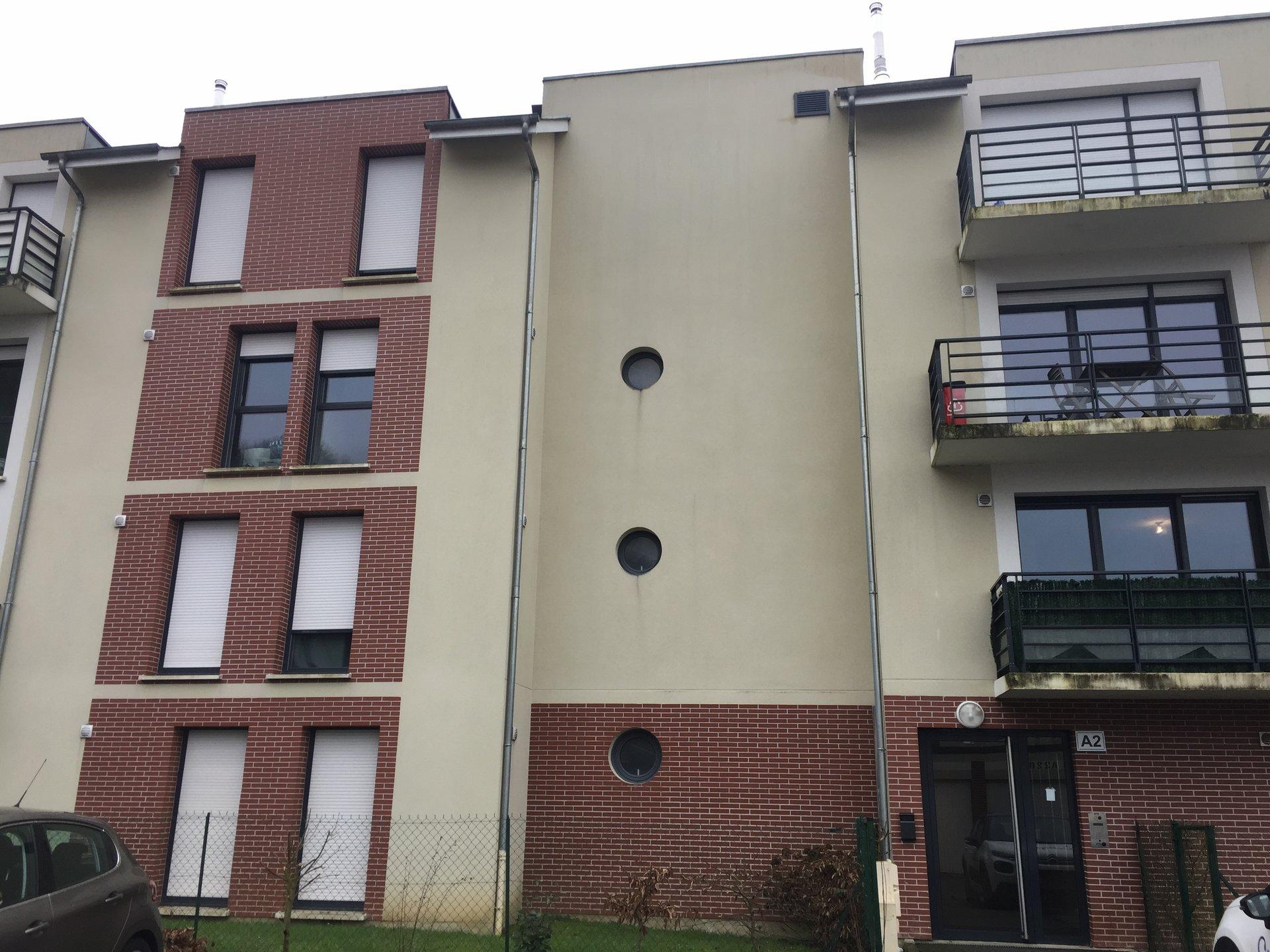 NOTRE DAME DE BONDEVILLE - RESIDENCE TADORNE -T3 AVEC BALCON ET PARKINGS