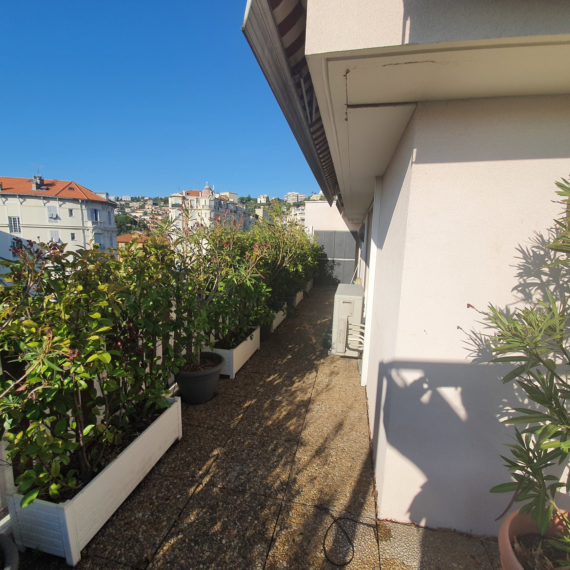 Nice-Toit terrasse liberation