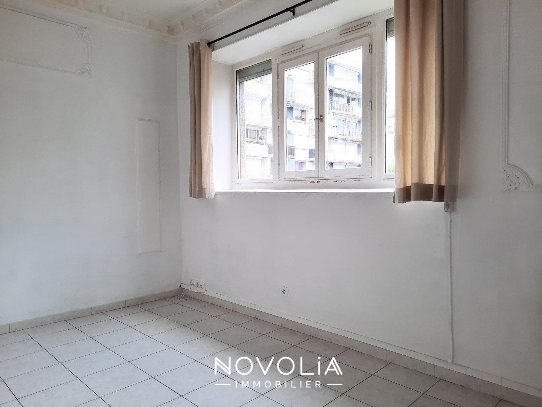 Achat Appartement, Surface de 56.63 m²/ Total carrez : 56 m², 3 pièces, Villeurbanne (69100)
