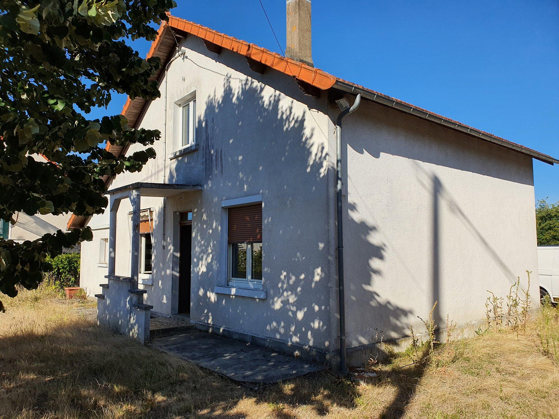 Maison de plain-pied - VIERZON SUD