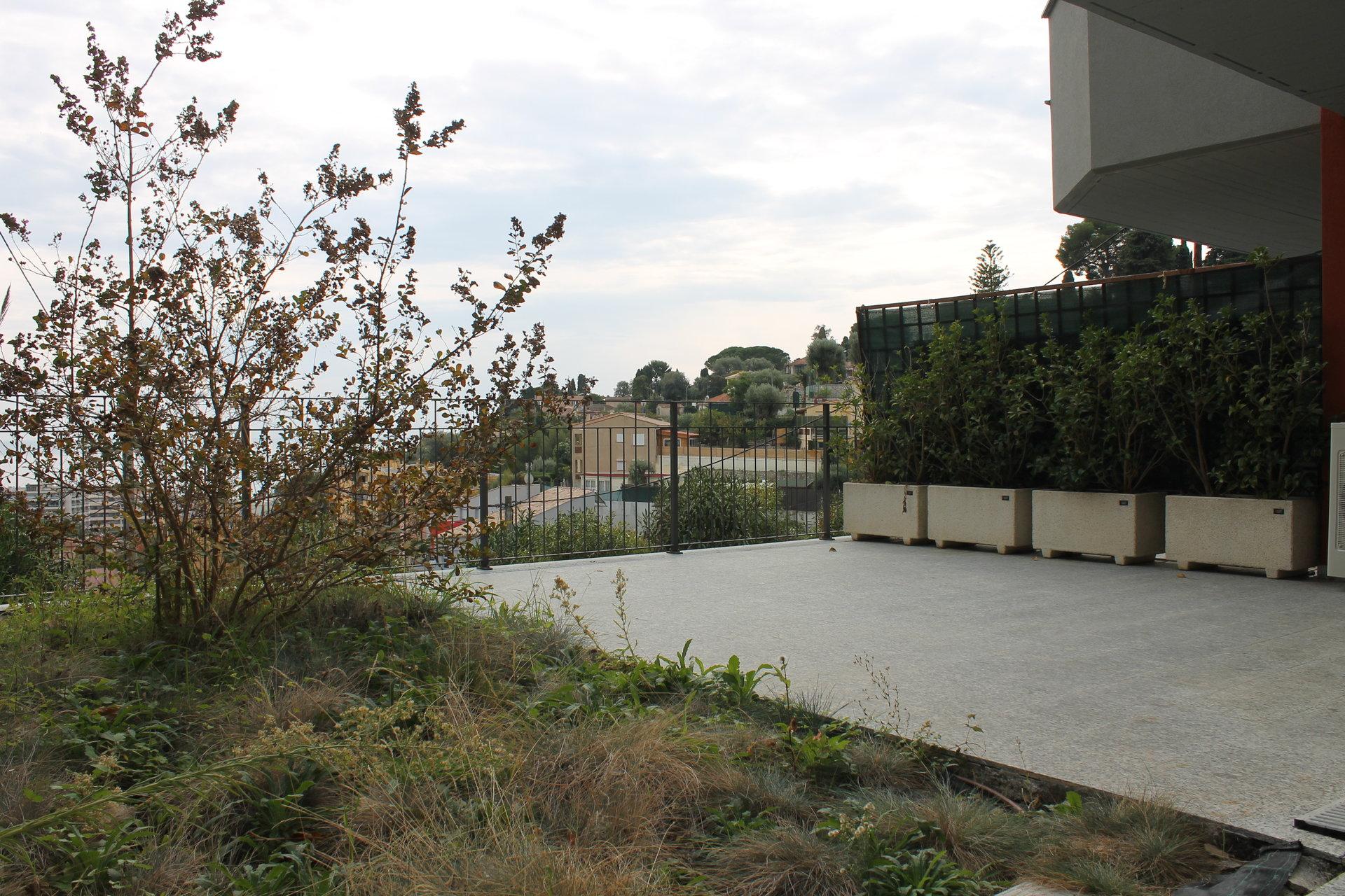 quartier résidentiel hameau de Roquebrune-Cap-Martin
