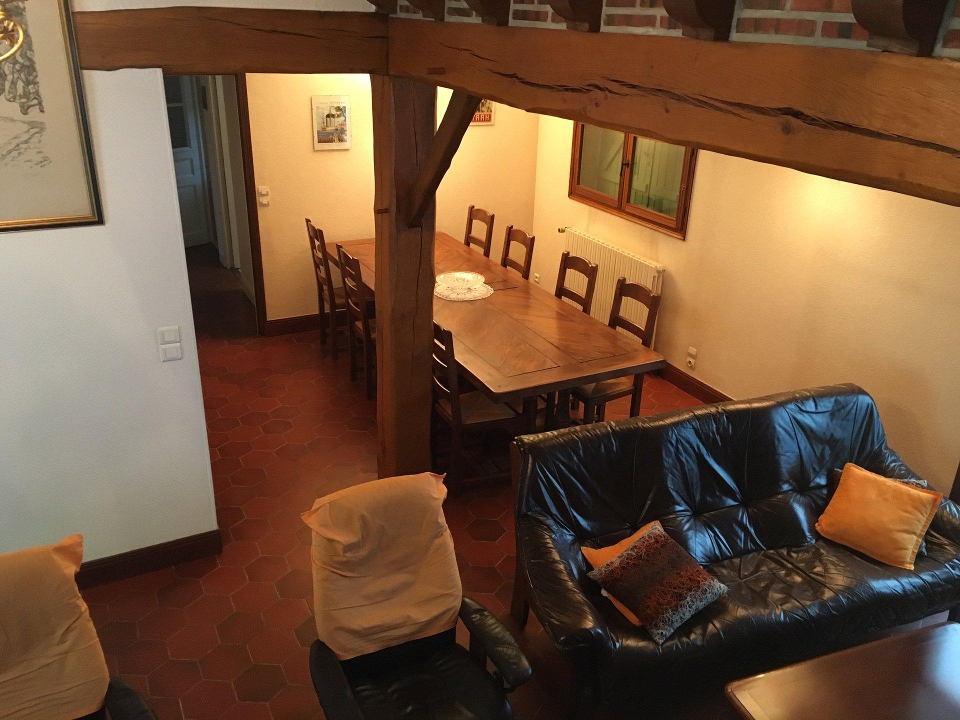 Maison sur sous-sol 130 m²