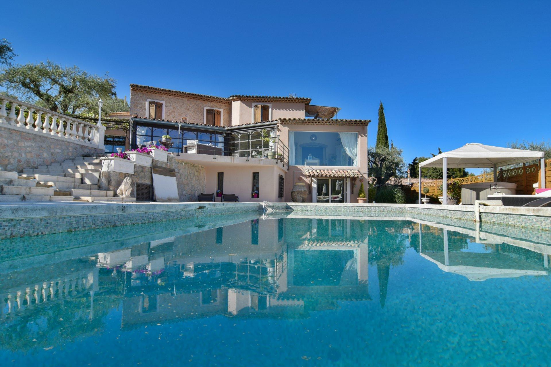 Purchase / Sale Villa Mougins