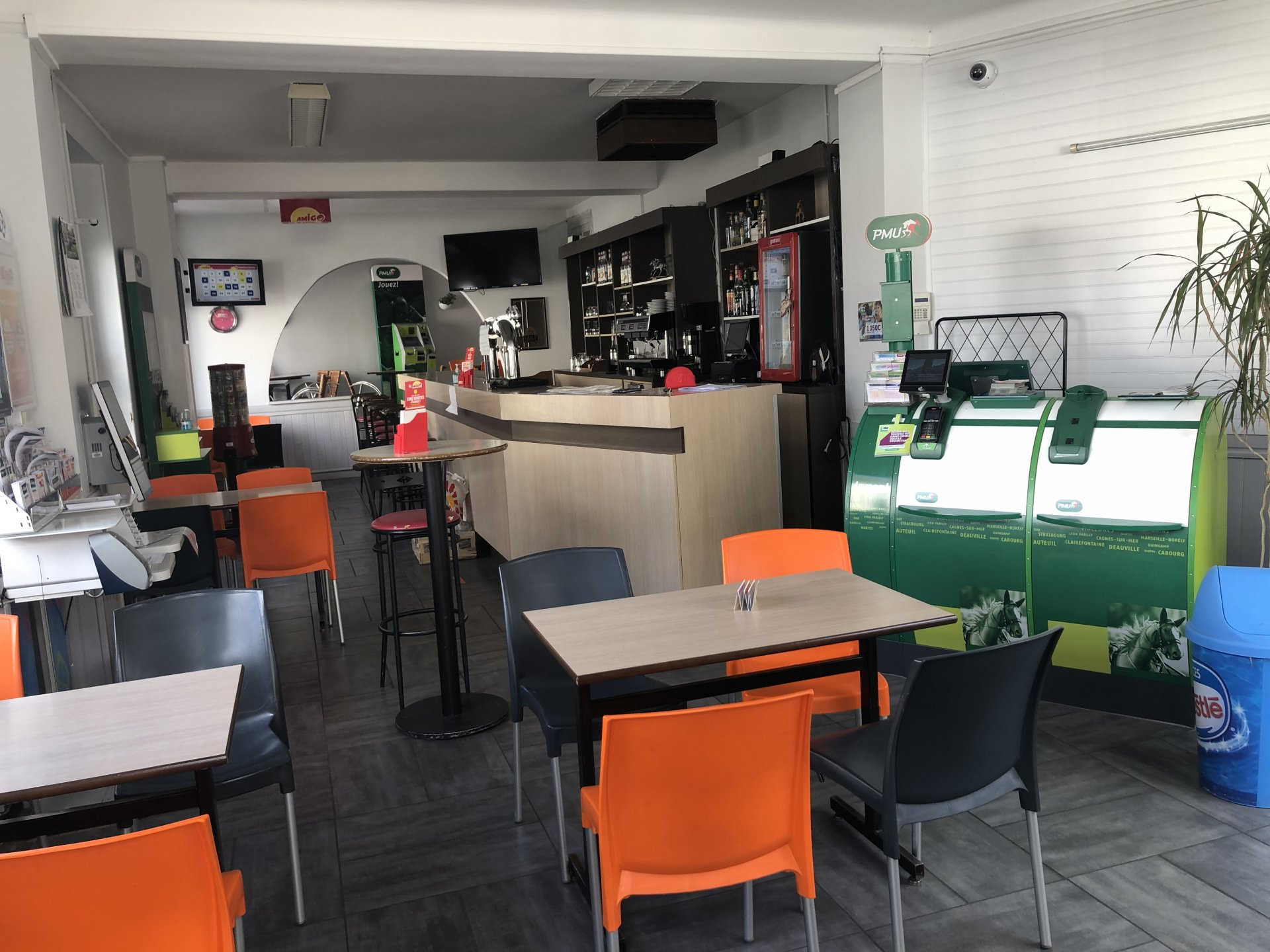 6050LRC- Fds Commerce Bar, PMU, Loto, Snack,