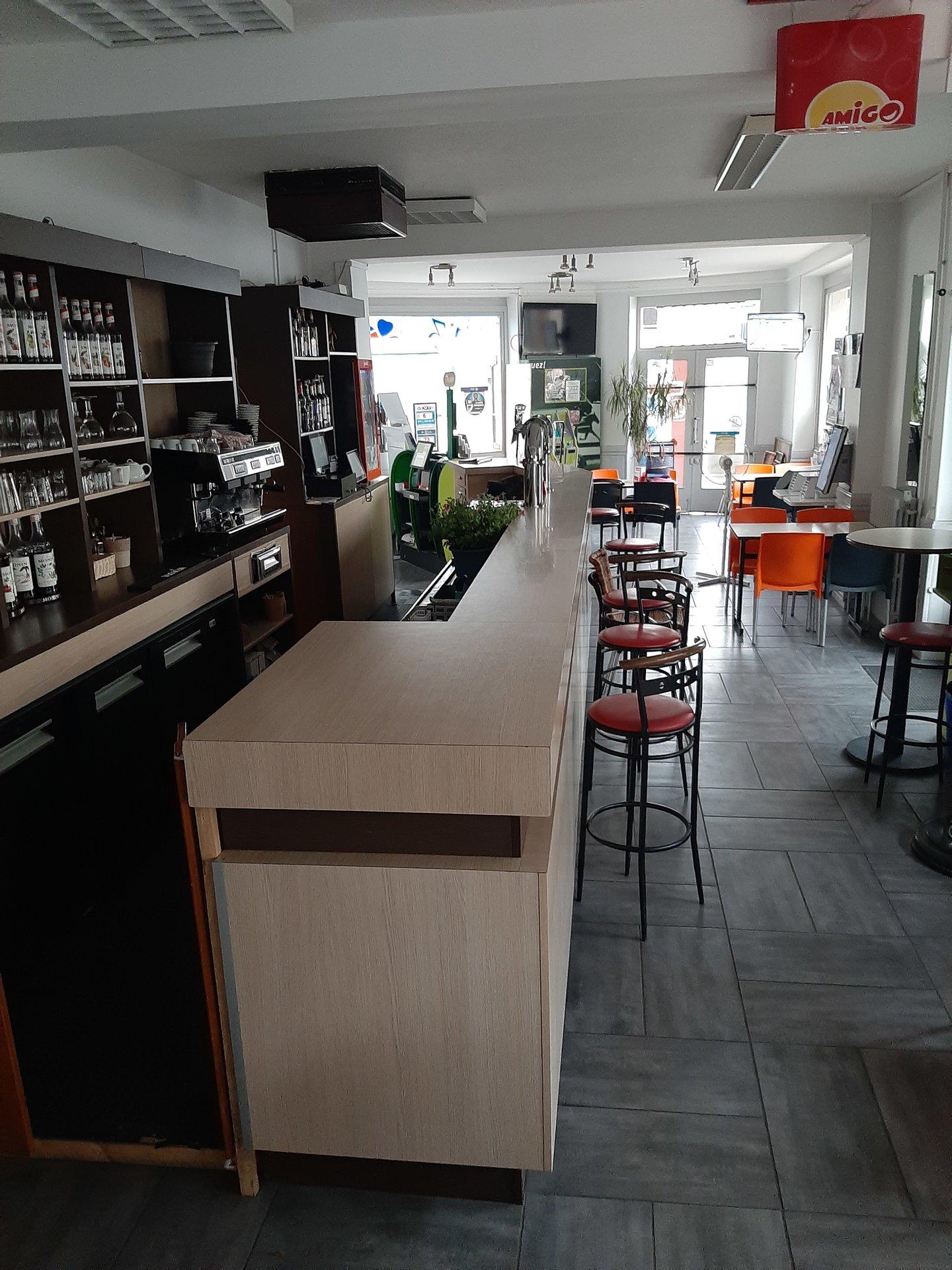6050SCC- Fds Commerce Bar, PMU, Loto, Snack,