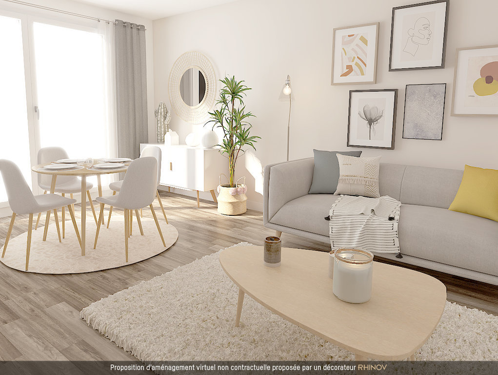 Appartement 4 pièces Elancourt La Clef St Pierre