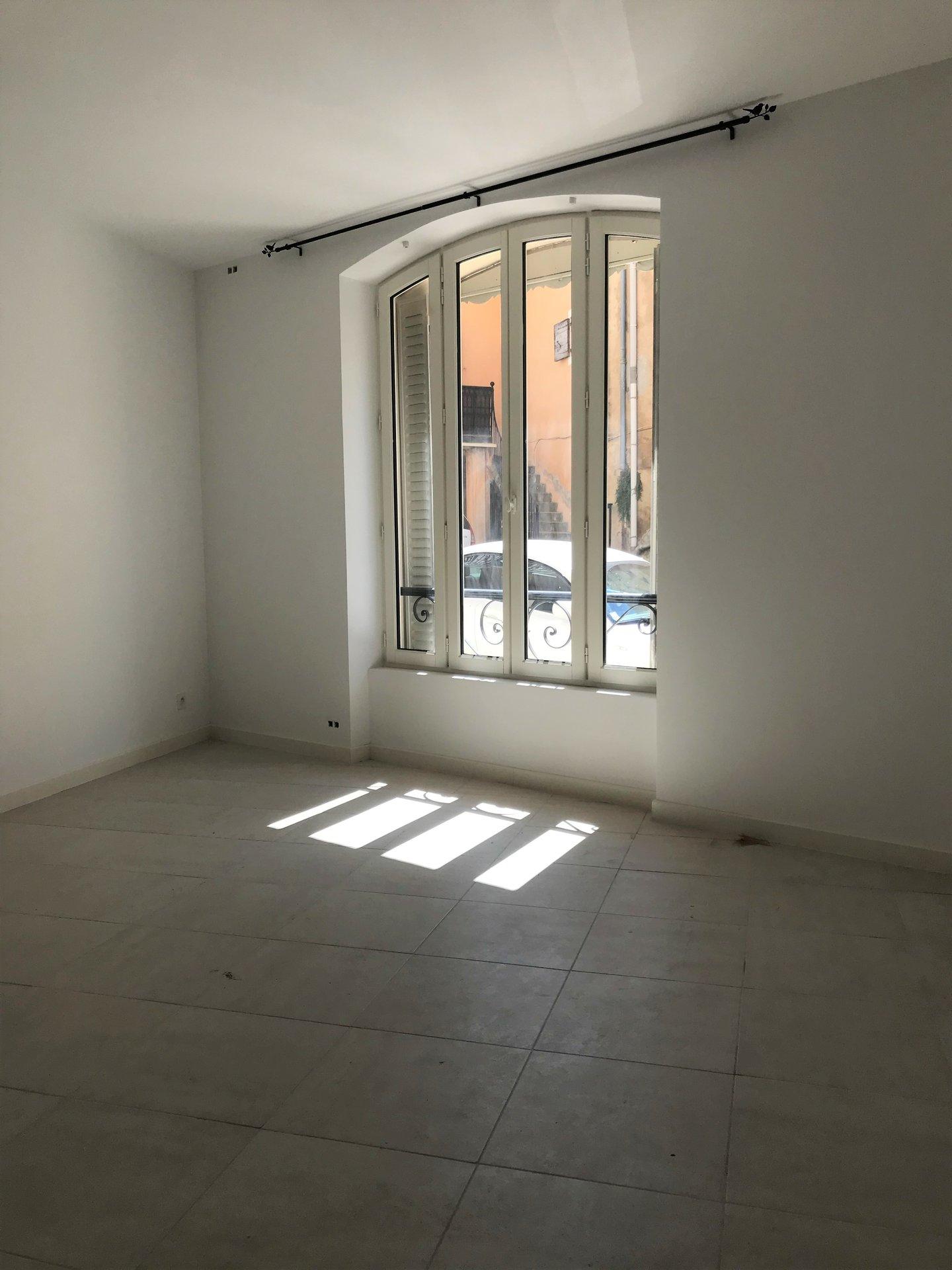 Appartement lumineux en RDC 2 pièces