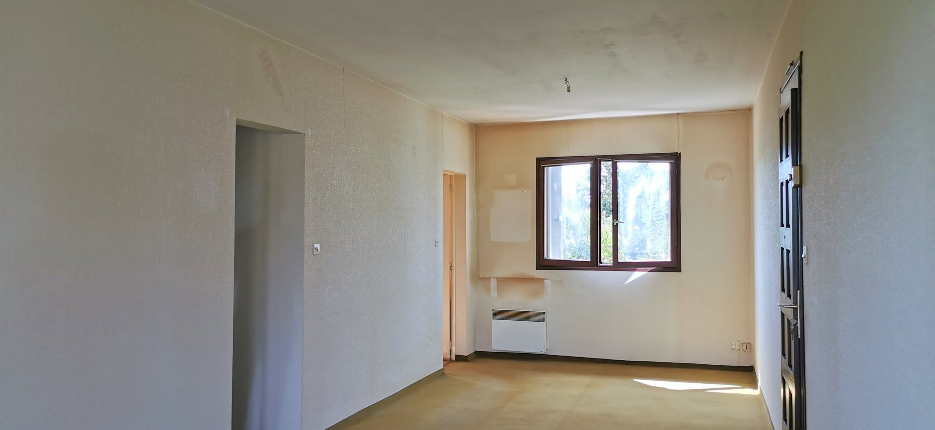 Appartement T2 de 45.75 m² avec cellier parking