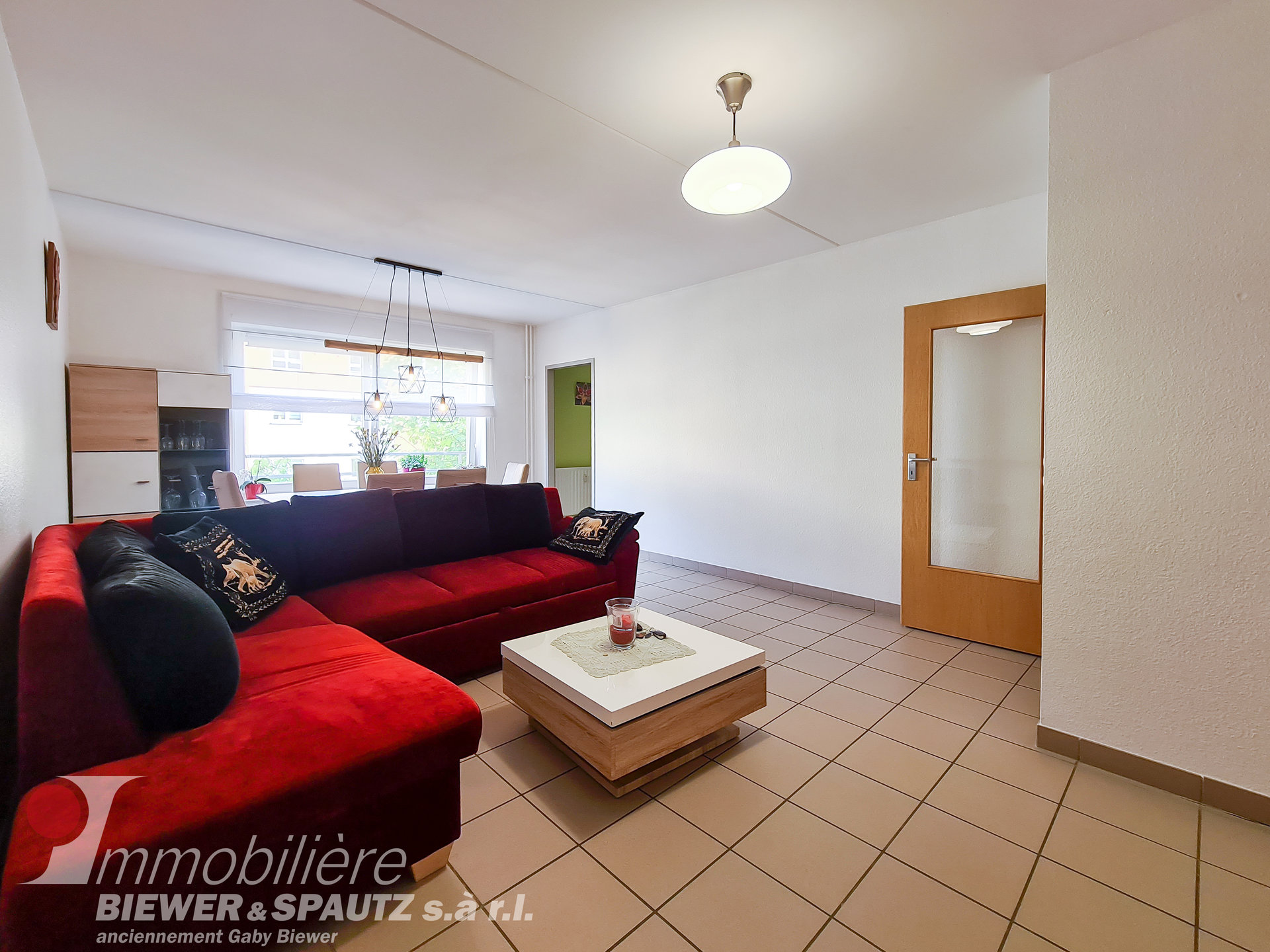 TO RENT - appartment 2 bedroom in Luxembourg-Eich