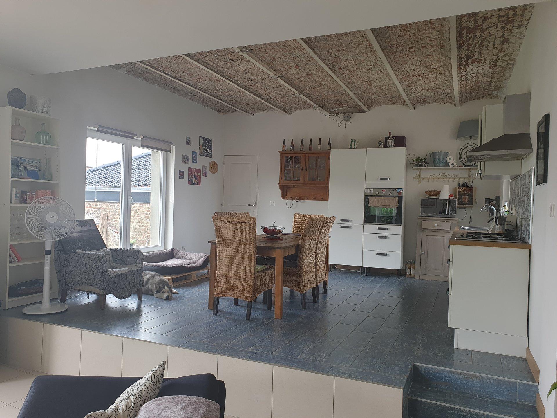 Maison 100 m² Lallaing