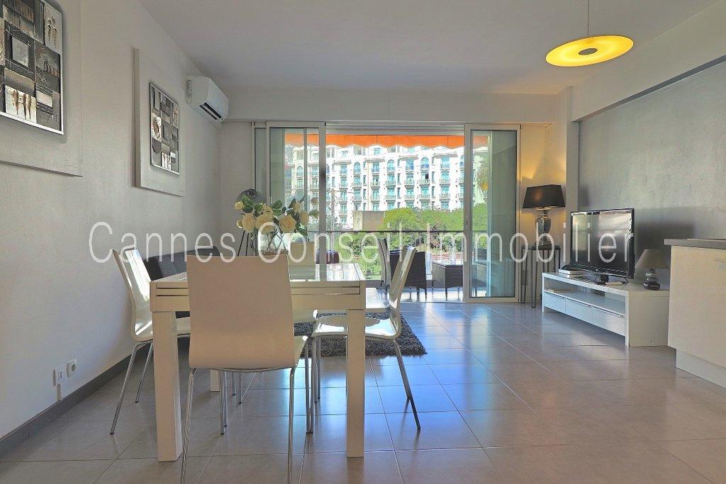 2P - Terrasse - Cannes Centre