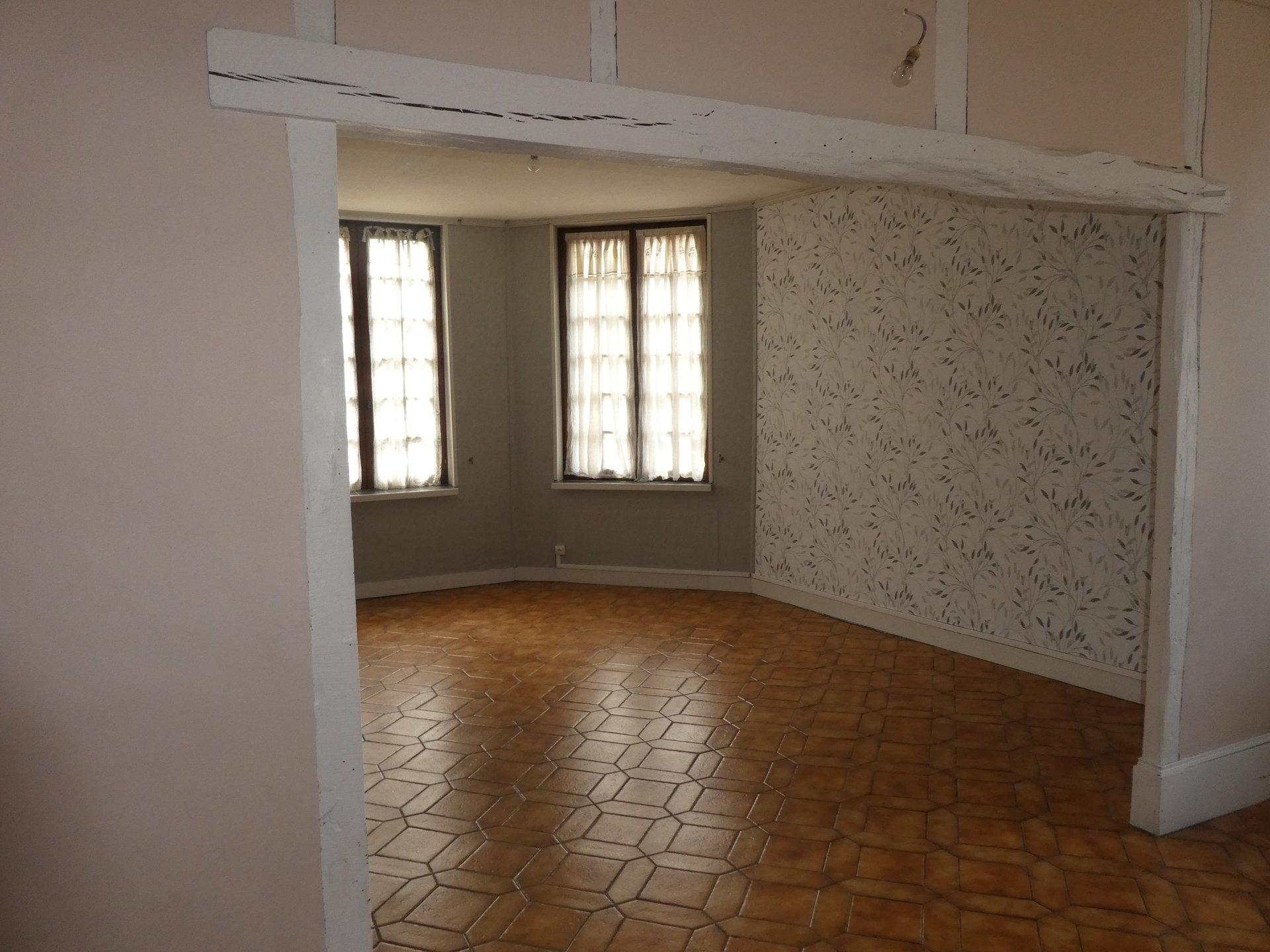 appartement sur 2 niveaux