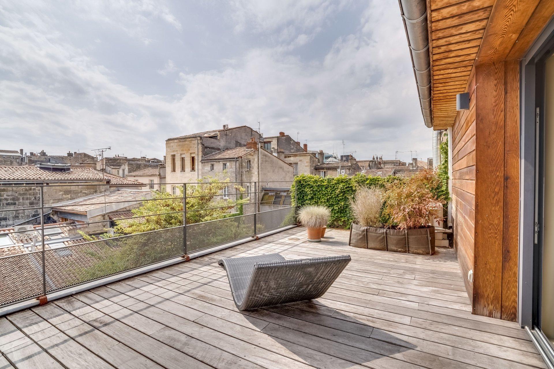 Vente Maison de ville Bordeaux Chartrons