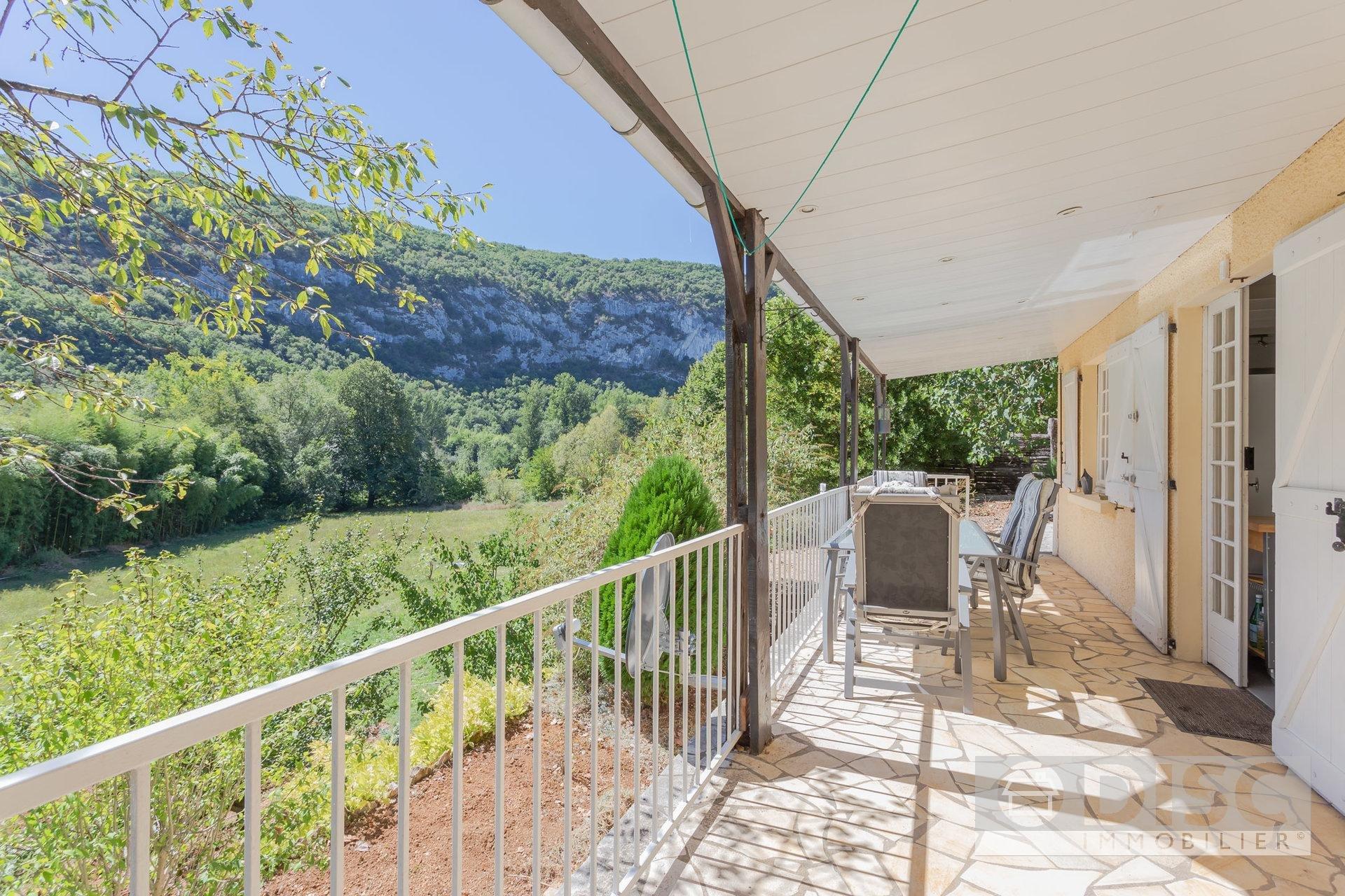 Sale Village house - St Antonin Noble Val
