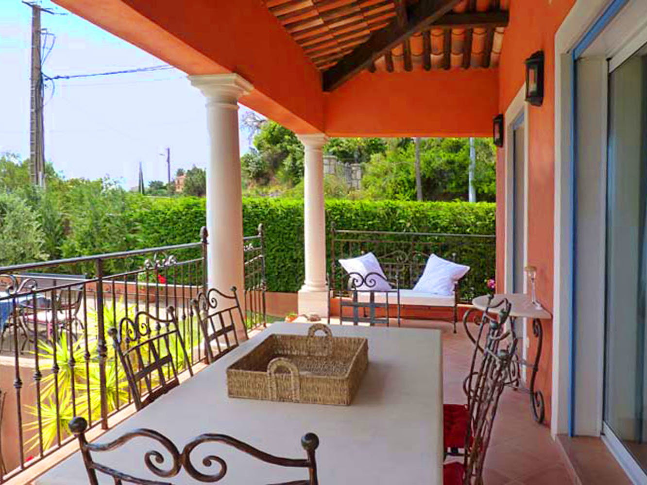 Villa, 5 rooms, with beautiful sea view