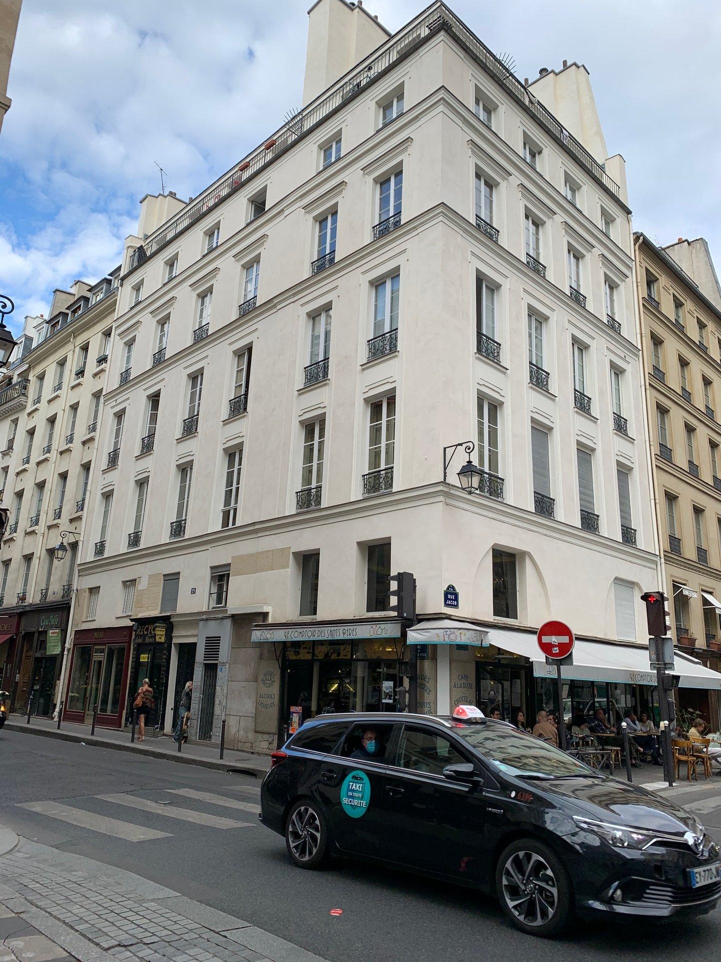 Rue des st peres