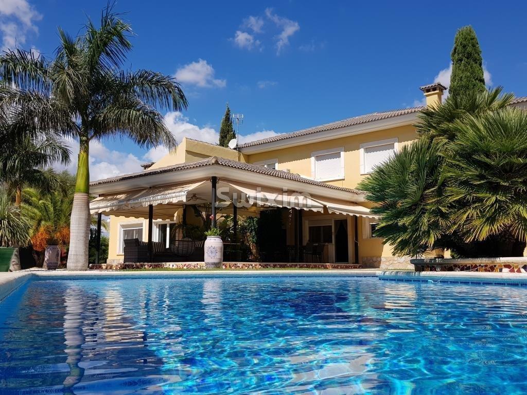 Magnifique villa à San vicente del Raspeig