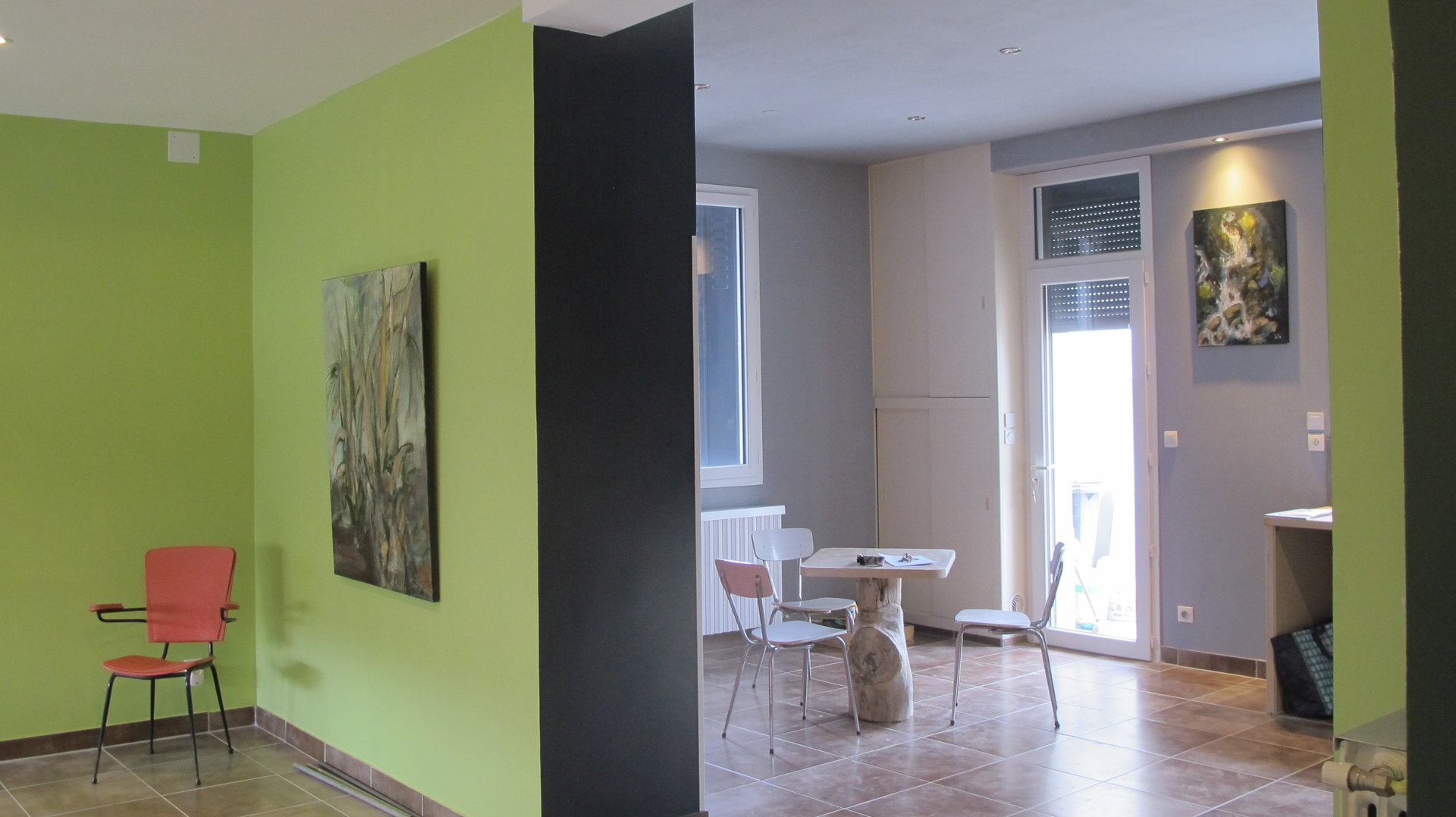 Maison T6 à Tournay avec garage et cour