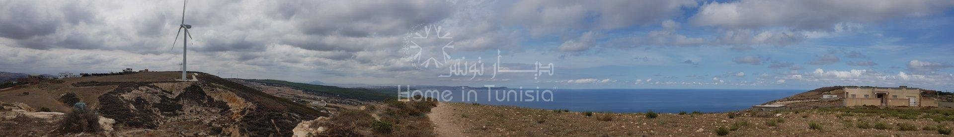 Sale Plot of land - Metline - Tunisia
