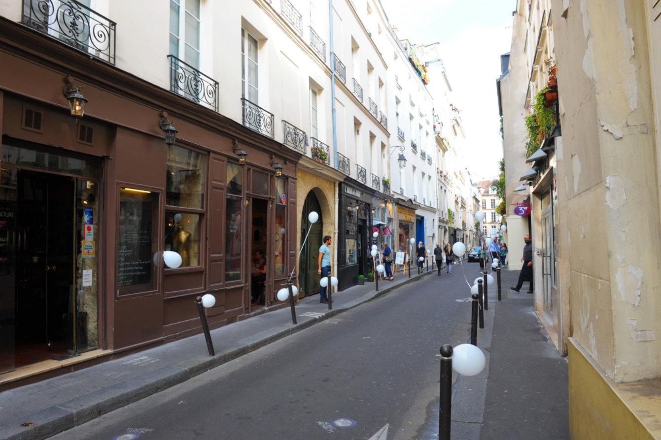 Paris 4e - Métro Saint-Paul