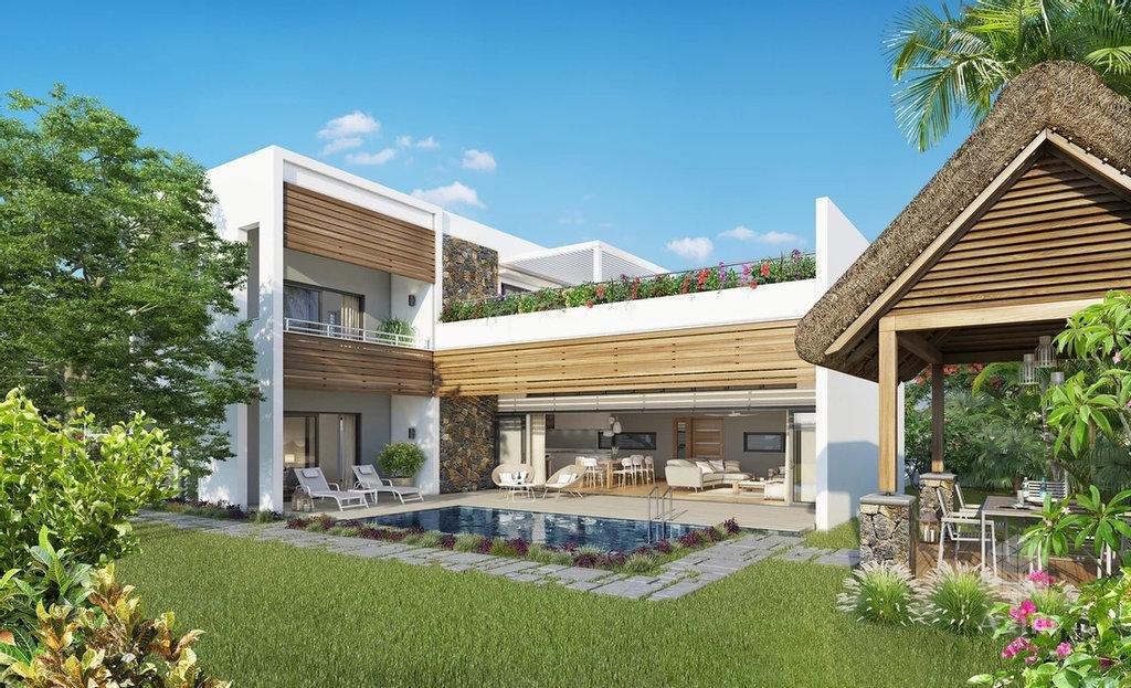 MAURITIUS - Tamarin - 13 independent luxury villas