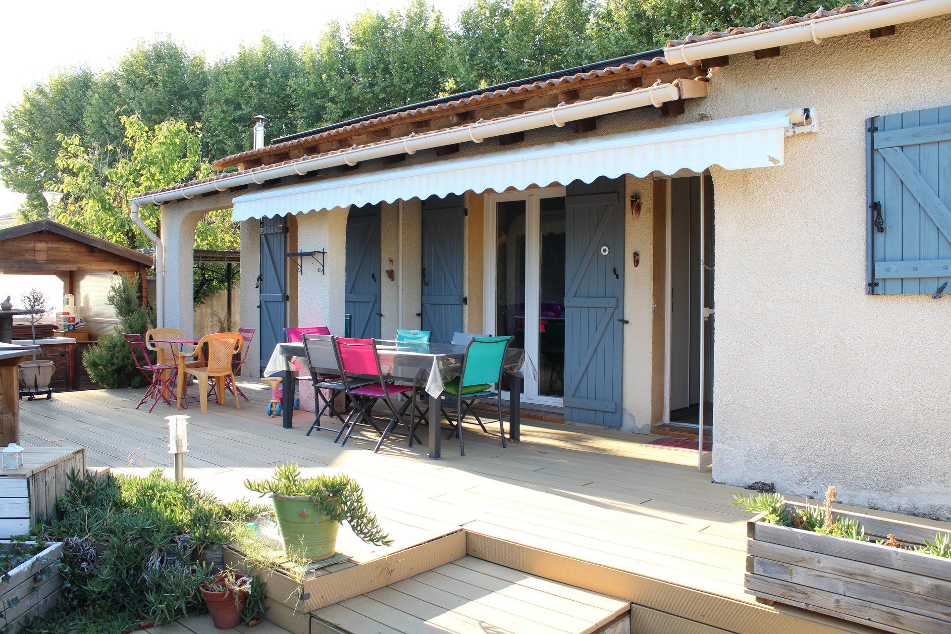 Plain pied de 95 M2 à Vergèze - 295000 €