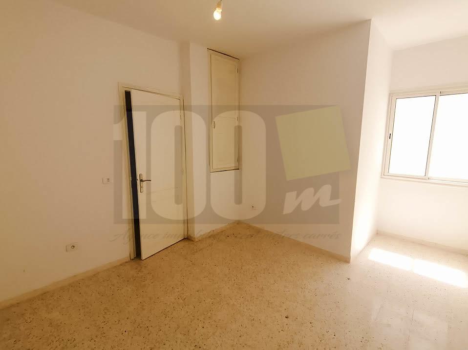 Location appartement S+2 à Bhar Lazreg