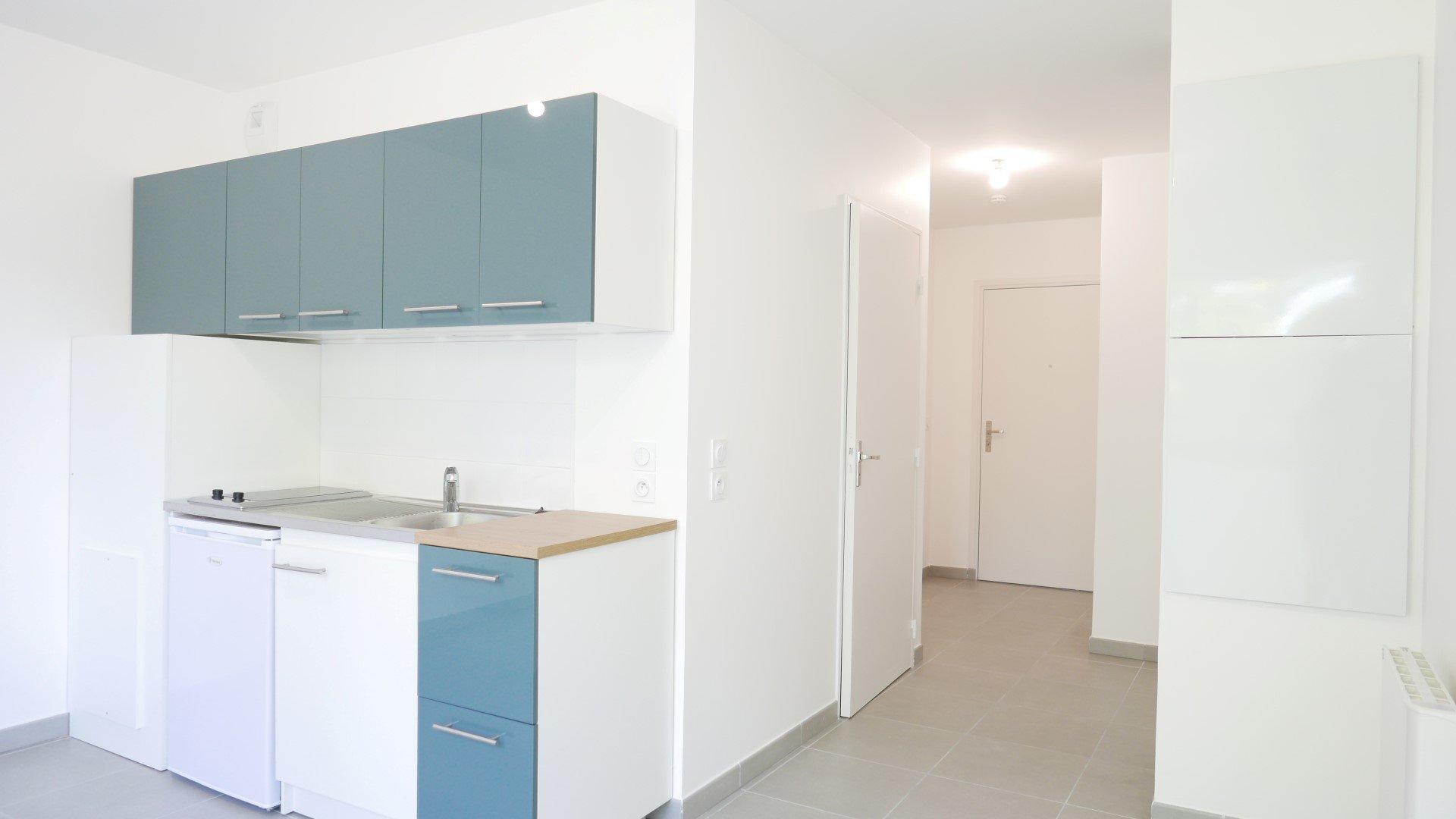 Location Appartement Surface de 24.77 m², 1 pièce, Lyon 7ème (69007)