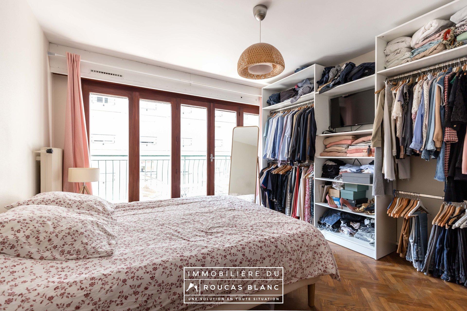 Appartement T4 Saint Victor avec balcon