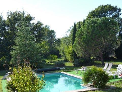 Provençale Villa im Hinterland von St Tropez