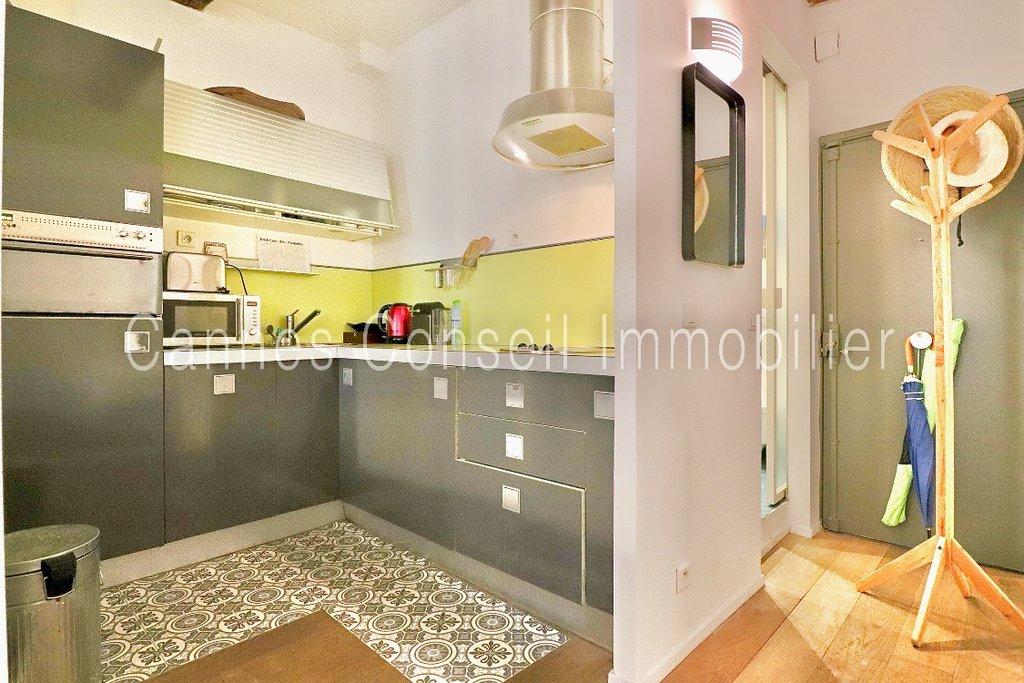 Rental Apartment - Cannes Suquet