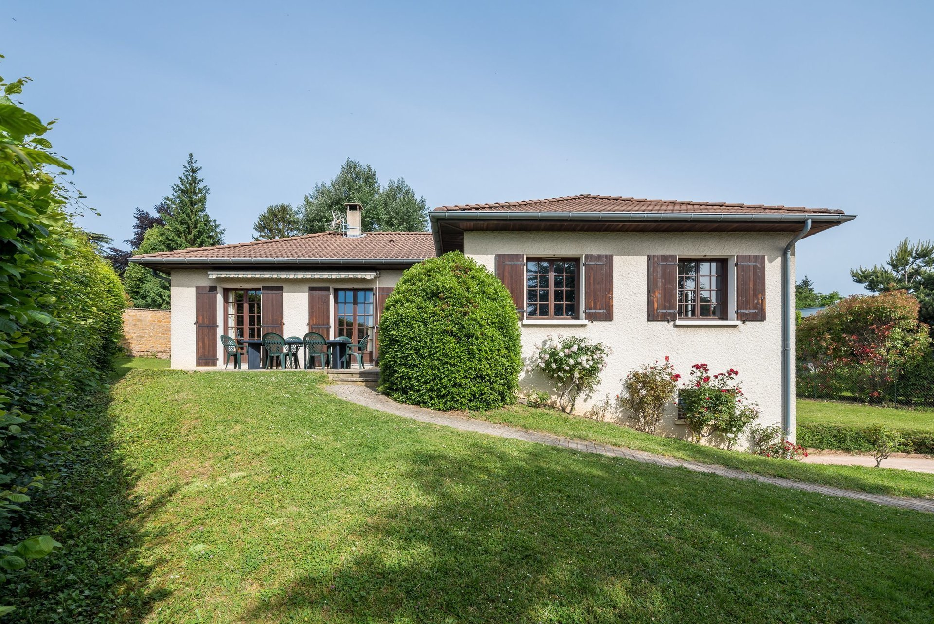 EXCLUSIVITE - Maison - Saint Cyr au Mont d'or
