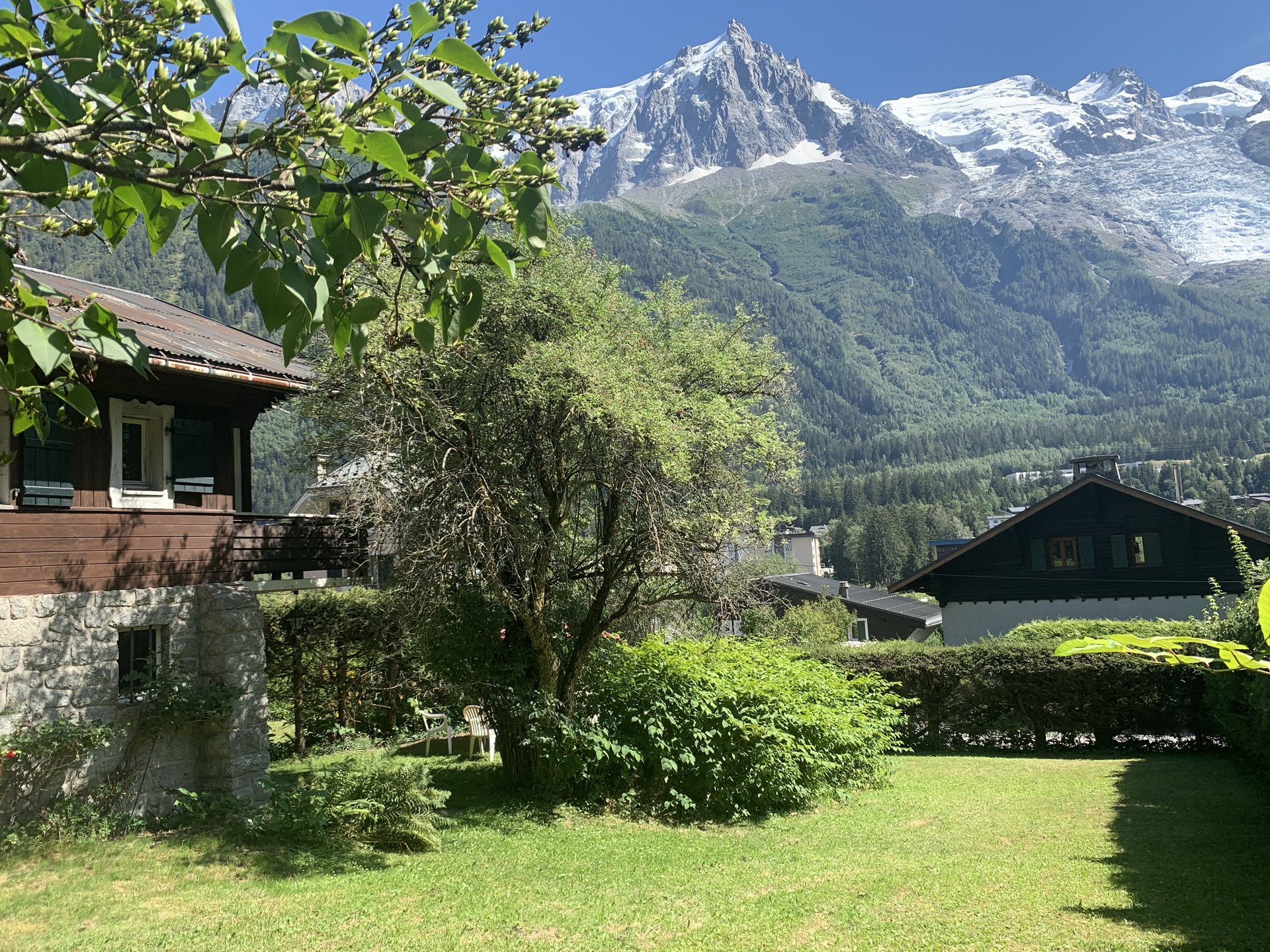 Chalet nearby Chamonix center !