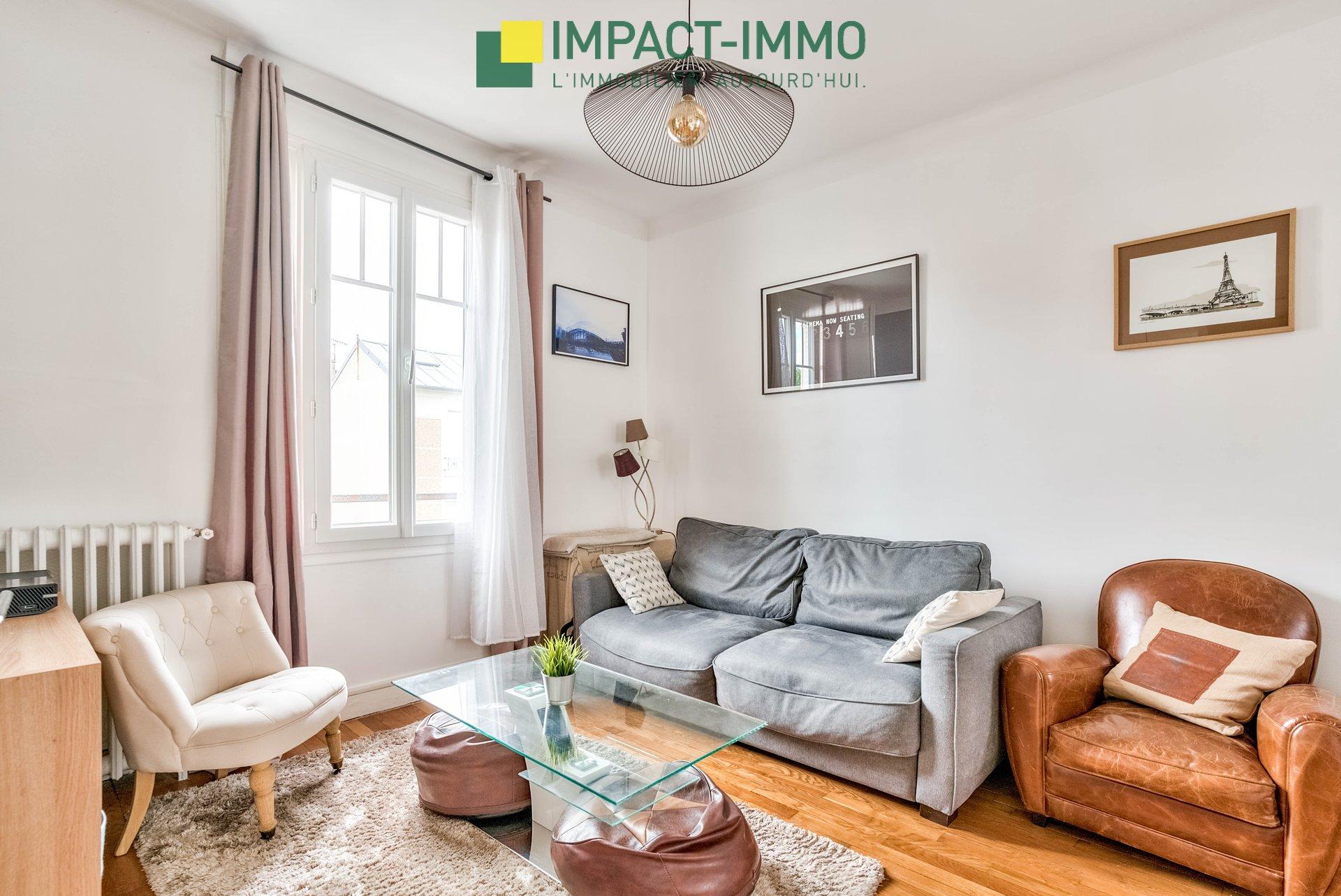 Appartement Colombes 2 pièce(s) 47 m2