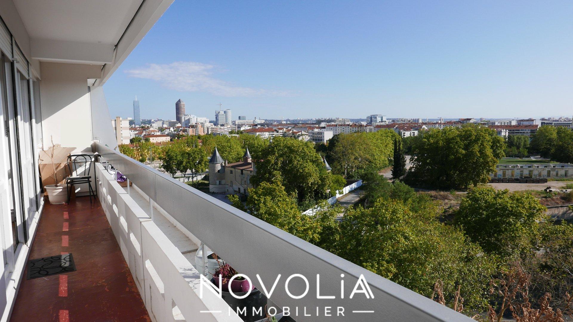Achat Appartement, Surface de 83.01 m²/ Total carrez : 83 m², 3 pièces, Lyon 7ème (69007)