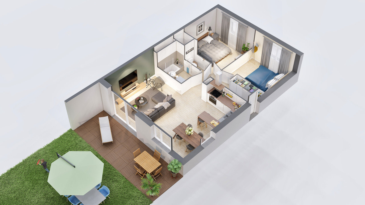 Sale Apartment - Boëge