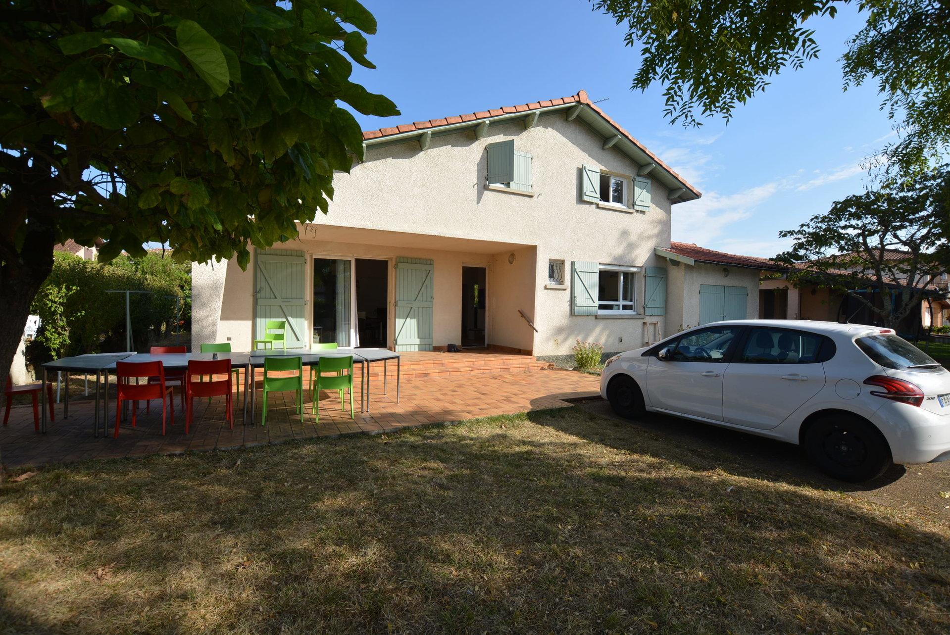 Vermietung Villa - Beauzelle