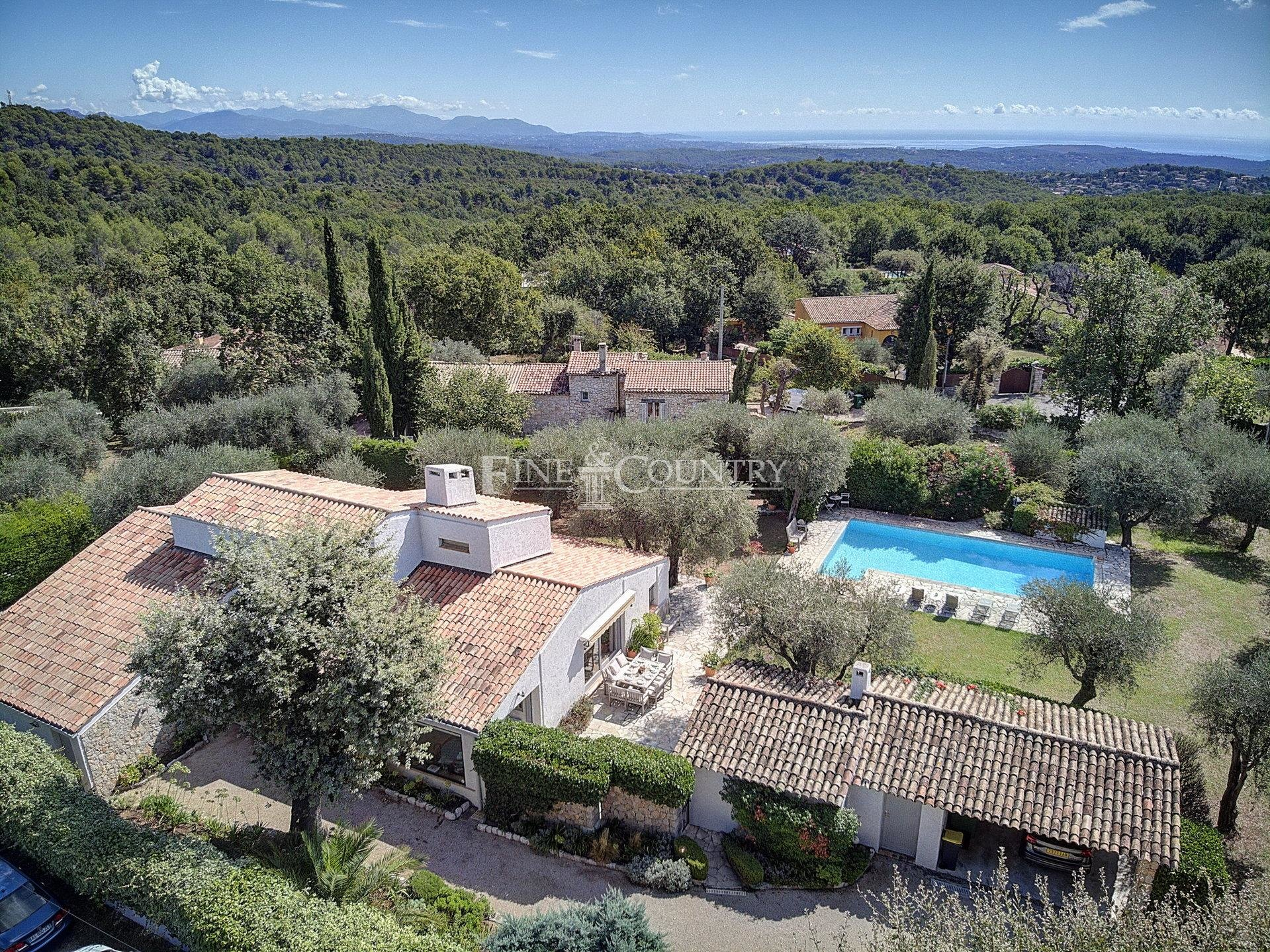 Verkauf Villa - Châteauneuf-Grasse