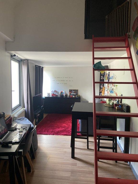 APPARTEMENT - 1 PIECES (S) - 36 m2